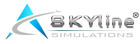 Skyline Simulations Logo